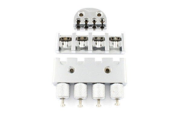 Bass bridge - ABM 4-string headless bass system