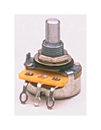 Potentiometer - 500K audio pot CTS solid shaft