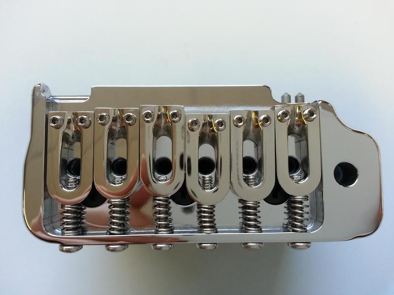 Guitar bridge - Hipshot fulcrum tremolo 42100
