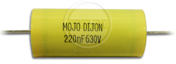 Amp capacitor – film and foil - Mojotone Dijon - coupling