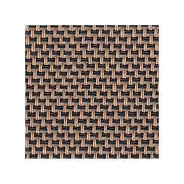 Amp grill cloth - Marshall style - JTM30 black & tan 32 Inch Width  (per yard)