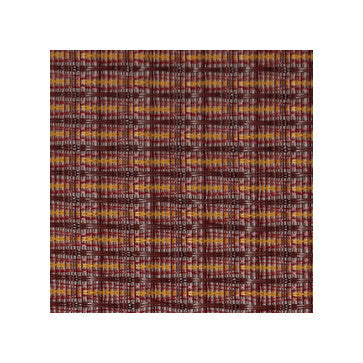Amp grill cloth - Fender style - oxblood w/gold stripe - 30 inch wide (per yard)