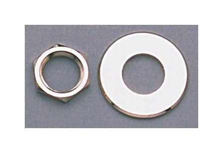 Nut and washer for  Schaller strap locks