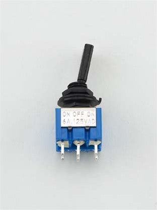Mini switch DPDT - on-off-on