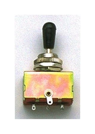 Switch - toggle switch - short straight - economy w boxed leaders