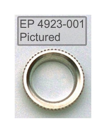 Deep thread round nut for Switchcraft® toggle switches