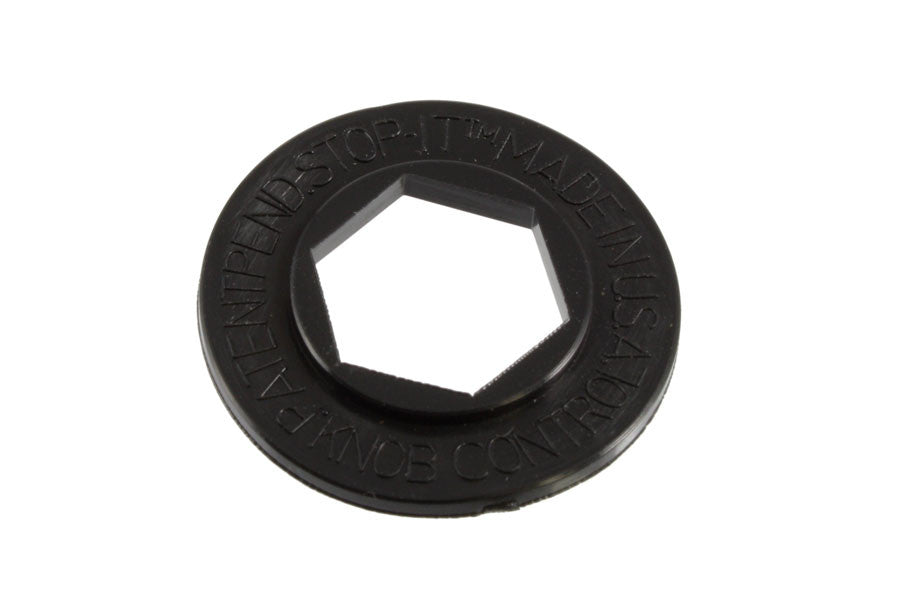 Stop-It Friction Disc Washers (4 pieces), for USA pots - black