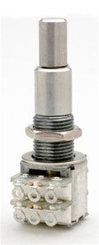 Potentiometer - Stacked concentric pot 250K/250K metric