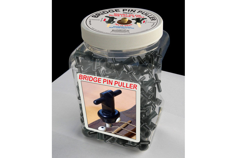 Bridge pin puller tool - Snapz