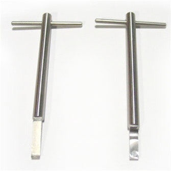 H.I.P. (Handy Insert Puller) Tool  for removing, aligning & cleaning string block from locking tremolo saddles - 50% off RRP