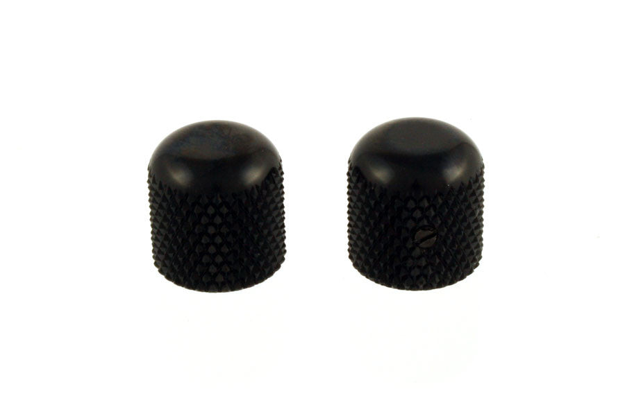 Dome knobs - fits USA solid shaft pots