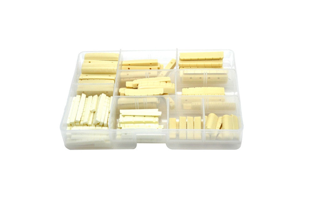 Plastic nut assortment