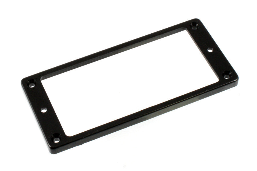 Pickup surrounds for Humbucker - set for 7-string  - flat underside - plastic