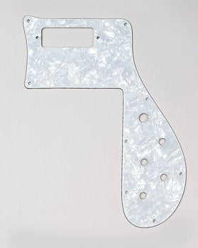 Pickguard for Rickenbacker bass 4001 - early