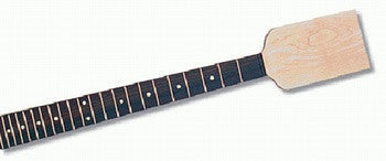 Guitar neck - paddle head neck- rosewood fingerboard