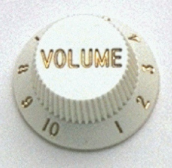 Volume knobs - plastic for Strat