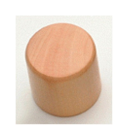 Knobs - boxwood knobs (2) w set screw