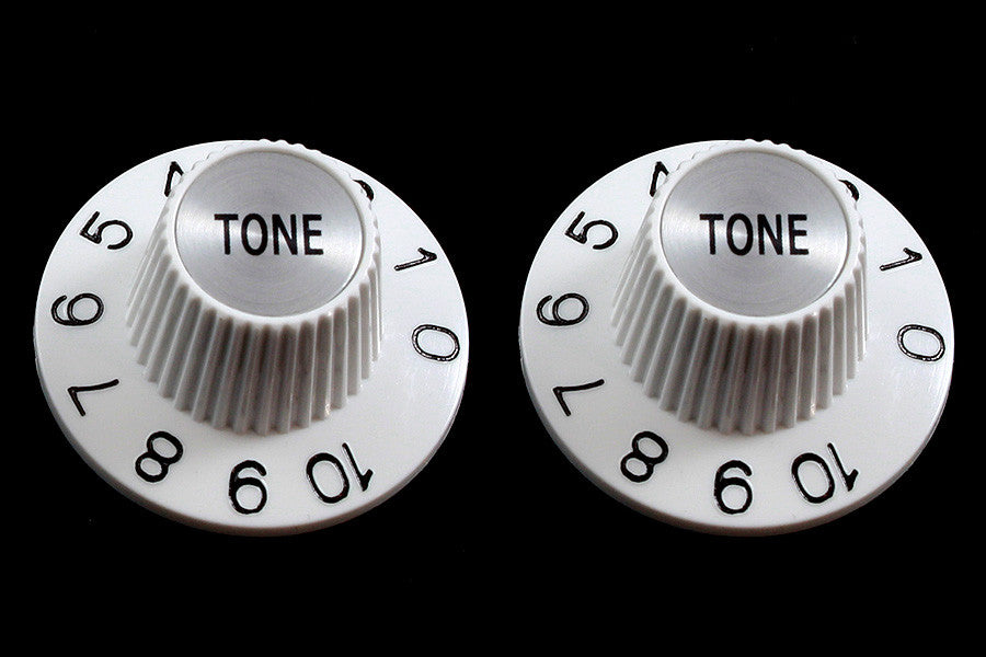 Knobs - witch hat tone knobs (2)