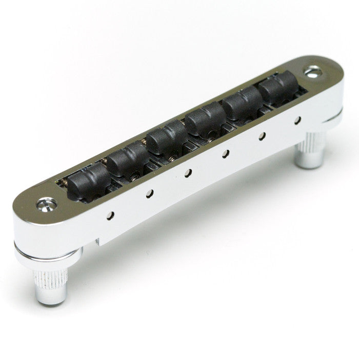 GraphTech®  NV1 Resomax autolock tunematic, 2-1/16 string spacing, with StringSaver saddles, 4mm post hole