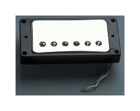 Humbucking pickup w metal cover