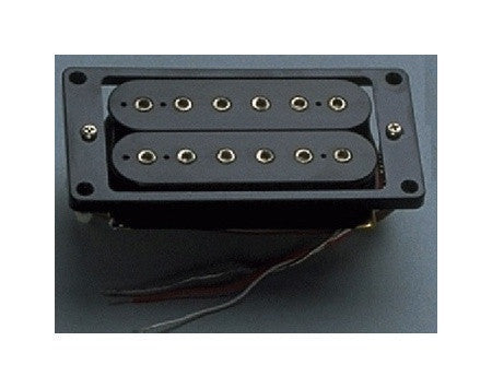 Pickup - Humbucking pickup - distortion style