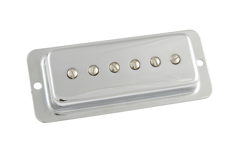 Pickup - Vintage style pickup with chrome cover, 5.5K ohms