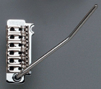Guitar bridge - Wilkinson licensed VG300 tremolo - 2-1/8 inch string spacing