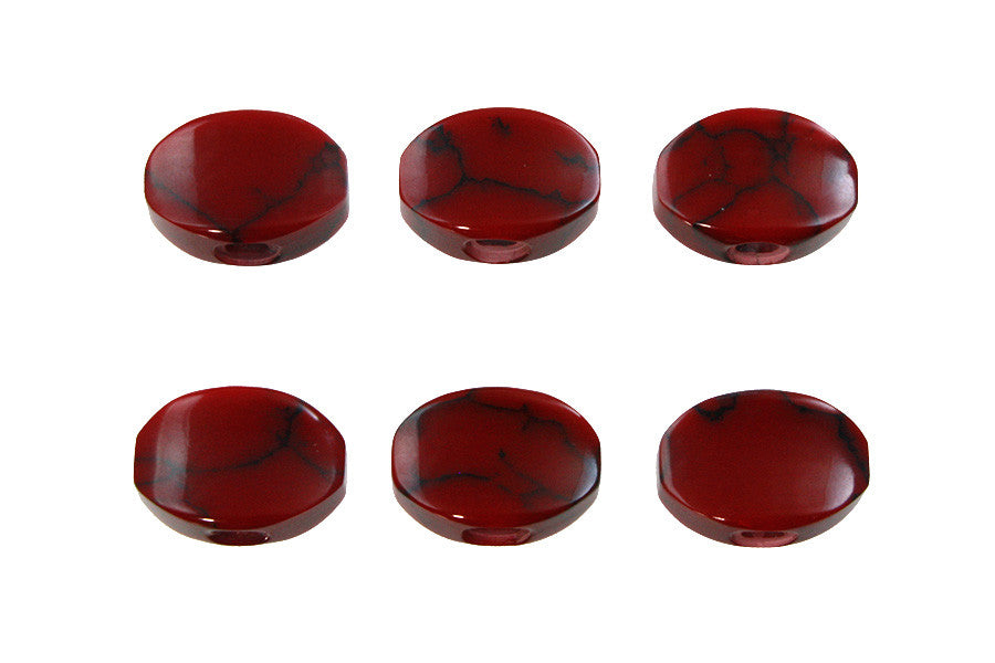Button set (6  pcs) for Gotoh - Schaller mini style