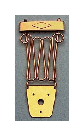 Tailpiece - Deluxe trapeze tailpiece  5-1/2 inch long