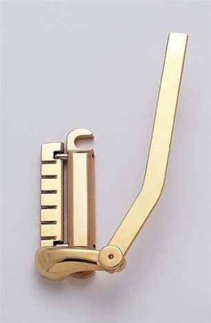 Les Trem retro-fit tremolo tailpiece to fit Gibson