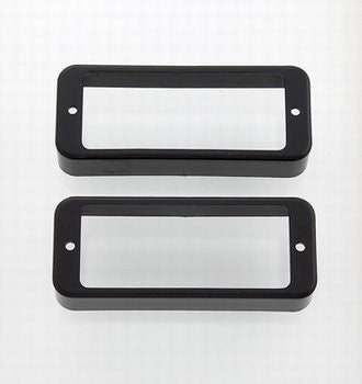 Pickup surrounds for mini humbuckers