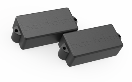 Pickup - Bartolini  - split pickup for P Bass - #8S