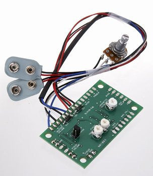 Pre-amp - Buffer for  bass with piezo bridge saddle pickup