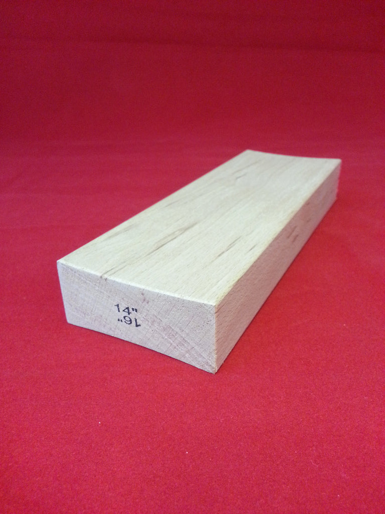 Radius Block - Double sided