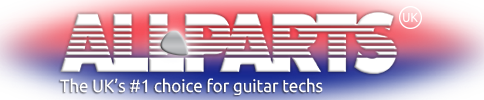 Allparts UK - the UK's premier supplier of guitar, bass & amp parts