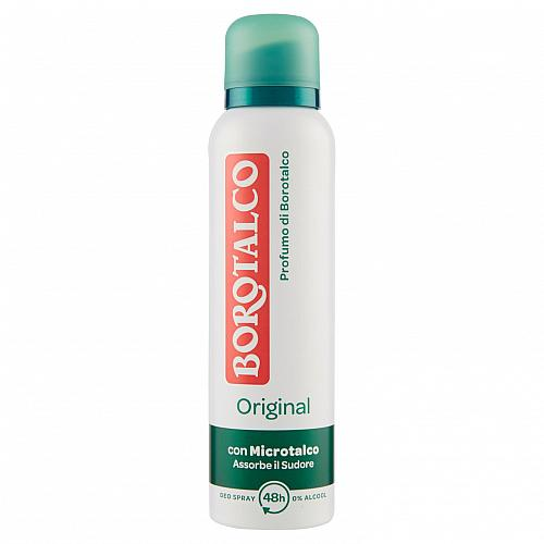 Deo spray original spray (150ml) Borotalco