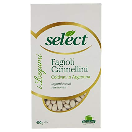 Fagioli cannellini (400gr) SELECT