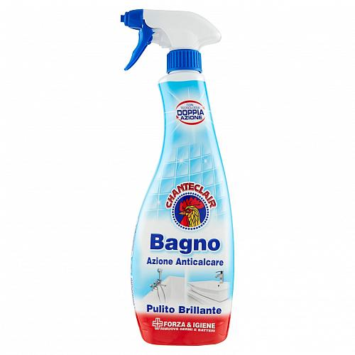 Detergente Bagno anticalcare (625ml) Chanteclair