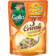 Expresso 3 cereali (250gr) Gallo