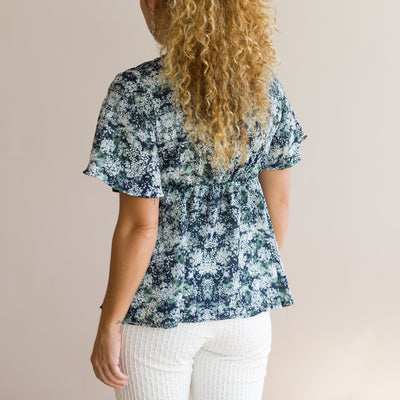 Blusa Parly Estampado VERDE 4