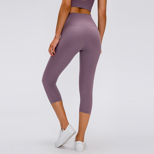 Formilian Yoga Pants for Women No See-Through High Waisted Workout Leggings