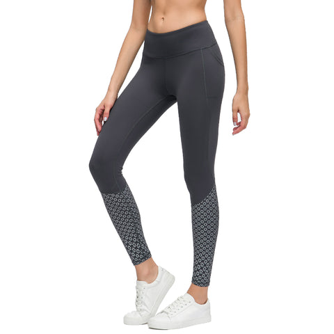 Catrne High Waisted Workout Yoga Pants with Pockets for Women Leggings