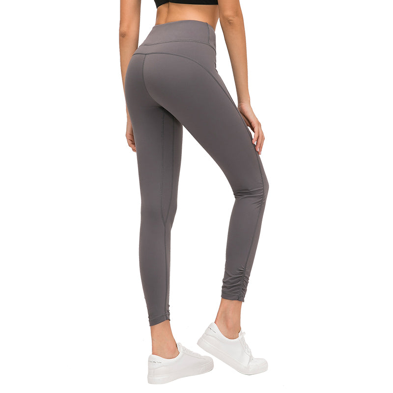 Merture High Waist Yoga Pants for Women Workout Leggings