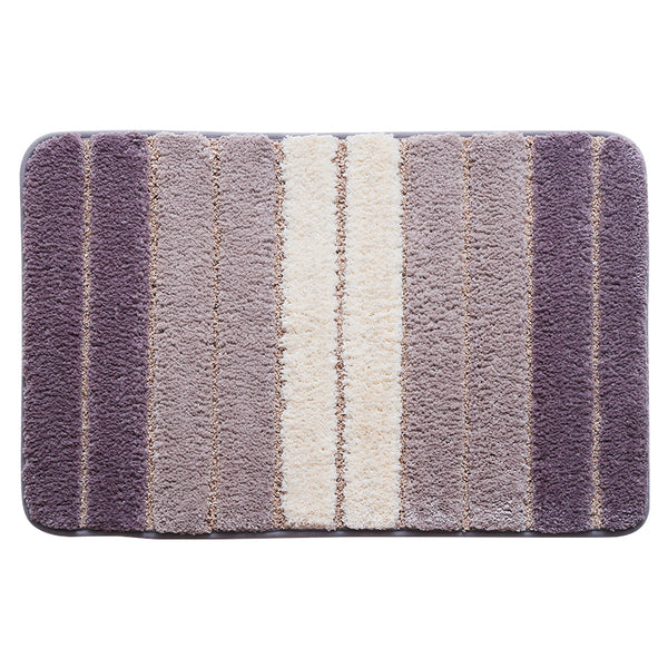 SAMTOU Non-Slip Soft Microfibers Bath Mat with Water Absorbent