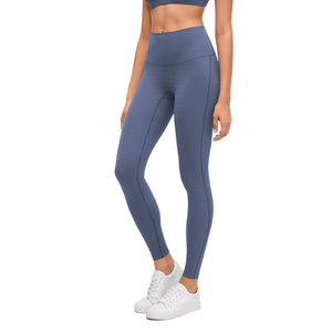 Fobule Women Yoga Leggings High Waist Running Workout Tights