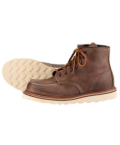 "Red Wing Men's 6"" Classic Moc Toe"