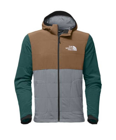 The North Face Men's Mountain Sweatshirt ZP Hoodie