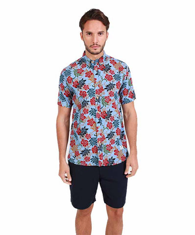 Penfield Men's Killam Short Sleeved Shirt