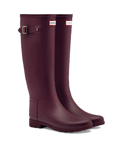 Hunter Women's Refined Rain Boots