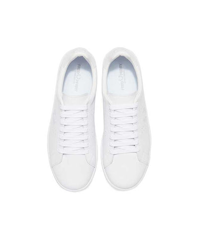 Fred Perry Unisex Leather Sneakers